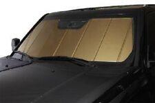 Heat Shield Car Sun Shade Fits 2011-2016 Porsche Cayenne Gold