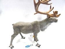 X3) NEW PAPO 50117 Reindeer Ren Stag Safari Tierfiguren Forest Animals