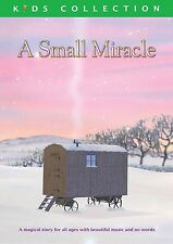 A Small Miracle–A Christmas Story & On Christmas Eve (DVD, animated holiday)