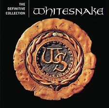 The Definitive Collection by Whitesnake (CD, Feb-2006, Geffen) BRAND NEW