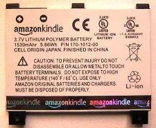 Batterie D'ORIGINE AMAZONKINDLE 170-1012-00 S11S01A