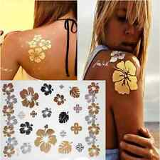 Temporary Metallic Tattoo