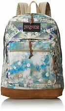 "NWT JANSPORT RIGHT PACK WORLD 15"" LAPTOP BACKPACK - SOLO BATIK - AUTHENTIC - $60"