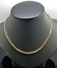 """New 30"""" Rolo Chain In 10K Yellow Gold 2mm A7B8 Palm, Rope, Franco, Cuben"""
