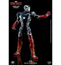 King Arts Iron Man Mark XXII Hot Rod 1/9 figurine articulée