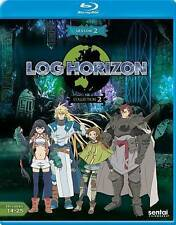 Log Horizon: Season 2 - Collection 2 (Blu-ray Disc, 2016)