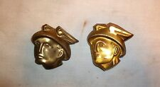 Lot of 2 Vintage Mercury Car Emblem - Not a matching pair