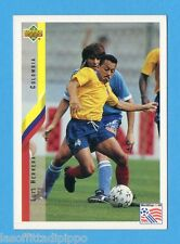 Figurina/CARDS-UPPER DECK 94 -WC USA 94- n.48- HERRERA - COLOMBIA
