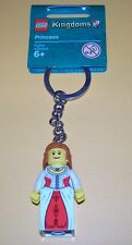 LEGO -  KEYCHAIN - 852912 - PRINCESS     - NEW -      KINGDOMS