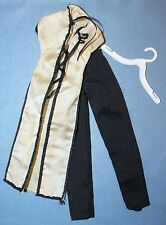1978 Barbie Best Buy Fashions #2563 Black White Oriental Dragon Pantsuit Outfit