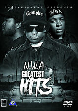 NWA EAZY E ICE CUBE DR DRE MUSIC VIDEOS HIP HOP RAP DVD STRAIGHT OUTTA COMPTON