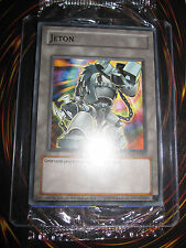 YU-GI-OH! INTROUVABLE BOOSTER 4 CARTES JETON TOKEN TKN3 EDITION LIMITEE SCELLE