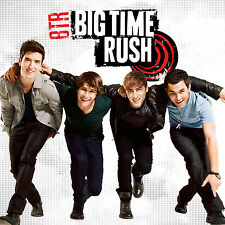 Parche imprimido, Iron on patch, /Textil sticker, Pegatina/ - Big Time Rush