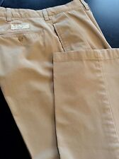 """Polo Ralph Lauren"" Andrew A100% Cotton Stone Casual Chinos 34W/27"""