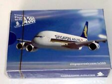 Playing Cards - Singapore Airlines A 380 (CA-# 3)