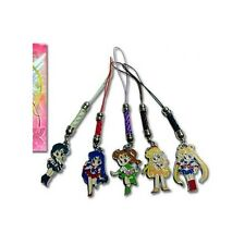 Set 5 Strap / Phonestrap SAILORMOON