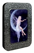 Birth of a Star 12 Blank Note Cards in Keepsake Tin Box by Tree Free Greetings