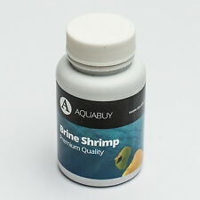 Premium Quality Brine Shrimp Eggs 90g in Plastic Container