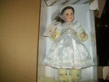 Holly Communion Doll - Mary Katherine - Franklin Mint
