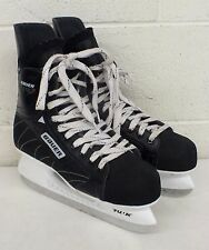 Bauer LTD Edition Men's US-Size 9 R Black LIMITED Hockey Ice Skates TUUK
