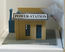 MODEL POWER HO POWER STATION accessory train ho building MPW 580