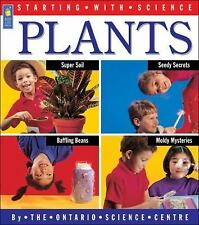 Plants (Starting with Science)-ExLibrary
