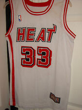 Authentic Alonzo Mourning jersey 1998  Miami Heat vintage throwback Georgetown