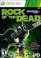 Rock of the Dead, New Xbox 360, Xbox 360 Video Games