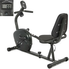 Recumbent Exercise Bike Fitness Stationary Bicycle Cardio Workout Cycling Indoor