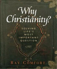 WHY CHRISTIANITY instead of other Religions  pocket sized booklet - by R Comfort