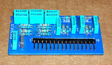 1- BSS FDS 360 - 2.5k frequency crossover card - works perfectly.