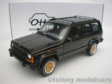 JEEP CHEROKEE LIMITED 1992 SCHWARZ 1/18 OTTO MOBILE OT219
