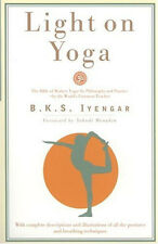 Light on Yoga: Yoga Dipika  by B. K. S. Iyengar ( Paperback)