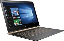 "HP Spectre 13-V011DX 13.3"" FHD IPS Laptop Intel Core i7-6500U 256GB SSD 8GB DDR3"