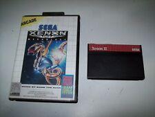 """Xenon 2 Mega blast """"Original Classic Sega Game"""""""