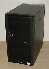 PC Fujitsu Esprimo P5730 Intel Core2Duo E8500 2*3,16GHz 2GB 160GB DVD-RW Brenner