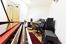 Recording studio day hire (8hours) with Steinway Grand Piano included!