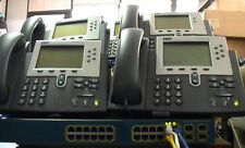 Cisco CP-7940 IP VoIP Not CP7940G Telephone Phone Voice Lab *1-Year Warranty
