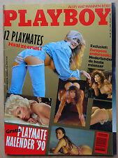 Playboy NL 1/1990, Petra Verkaik, Karen Mayo-Chandler, Jan Montyn, Plamate Kalen
