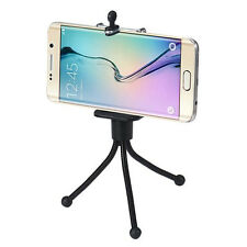 Universal Monopod  Tripod Stand + Clip  Holder Mount For Mobile Phones Cameras