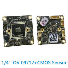 "New Ultra Size 1.0MP Hi3518E 1/4"" OV9712 CMOS P2P Onvif IP Camera Module Board"