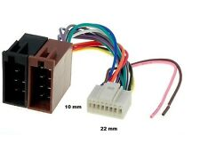 ALPINE Wiring Harness ISO 16 PIN 7228 7390 7513 7514 7515 7517 7521 7523 7543