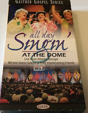 GAITHER GOSPEL SERIES...SINGIN' AT THE DOME Gospel VHS