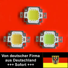 Set mit 3x 10 Watt = 30 Watt LED warm/neutral/kalt 3000 Lumen, 12V