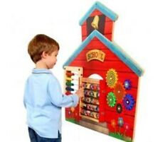Anatex School House Wall Panel SCH9032 Wall Panel Game NEW