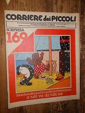 Corriere dei Piccoli n. 12 1981 PI