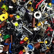 100X LEGO / Random GRAB BAG LOT Of 100 Accessories / 100 Pcs / Weapons / Tools /