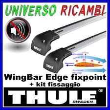 BARRE PORTATUTTO THULE WINGBAR EDGE PEUGEOT 508 SW 5-p 11   con profili integrat