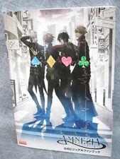 AMNESIA Official Visual Fanbook Art Illustration Book PSP EB05*