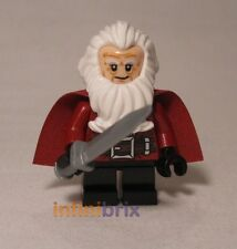 Lego Balin from Set 79003 An Unexpected Gathering Hobbit Dwarf BRAND NEW lor049